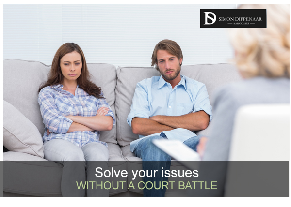 Try divorce mediation if you can't see an end to your separation battles