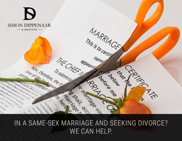 Same-sex Divorce Cape Town