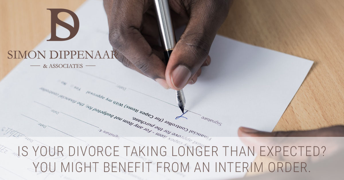 Interim maintenance – How to use Rule 43 in divorce proceedings