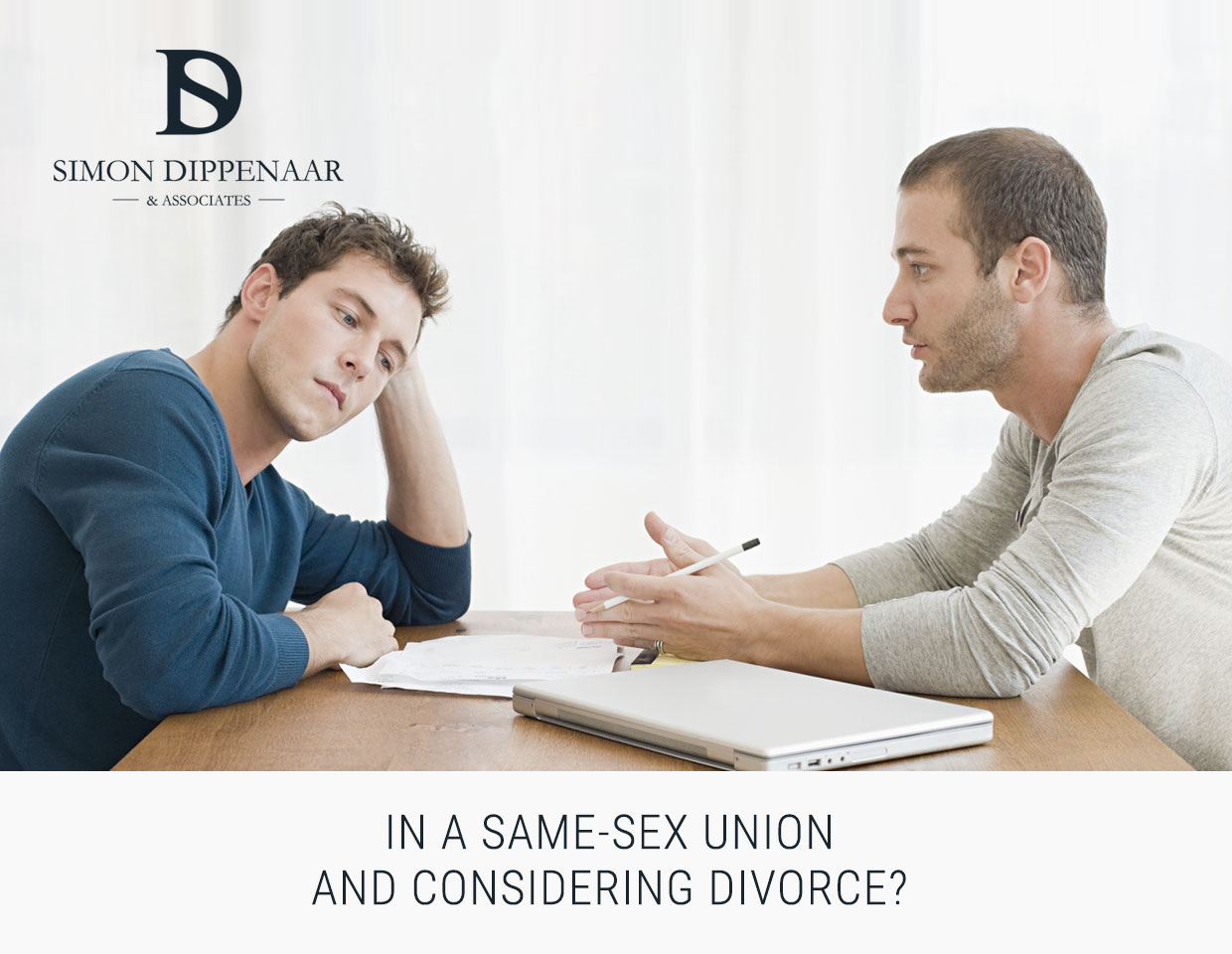 Civil union divorce South Africa