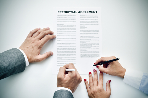 Accrual and antenuptial contracts: to accrue or not to accrue