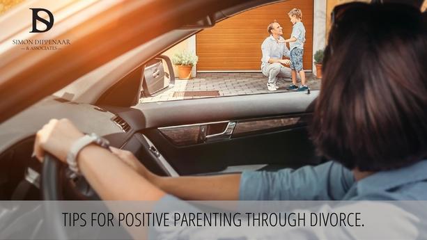 Successful parenting through divorce