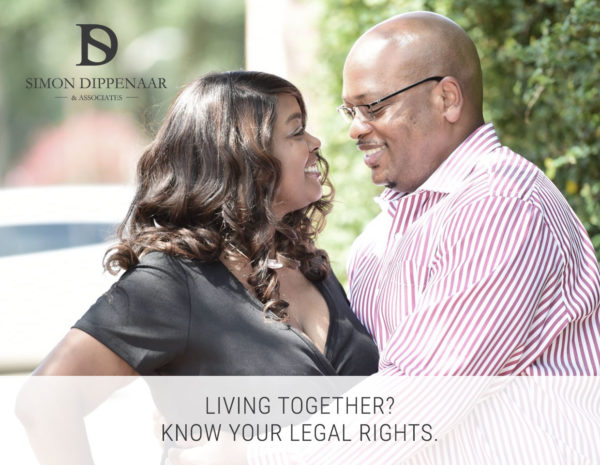 Cohabitation - divorce attorney Cape Town