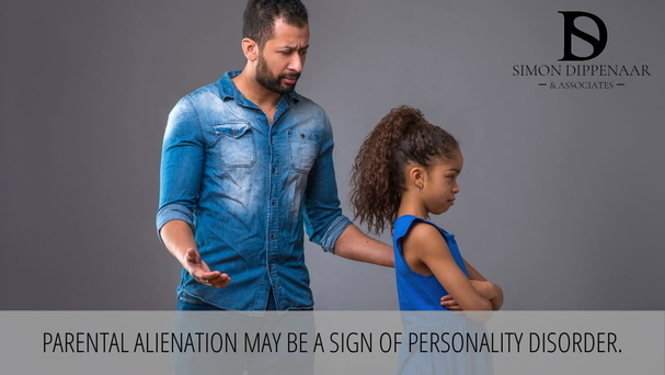 Parental alienation may be a sign of personality disorders - divorce attorneys and family lawyers
